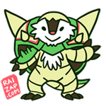 Wiggly Chesnaught