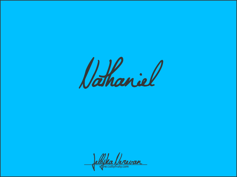 Nathaniel Font