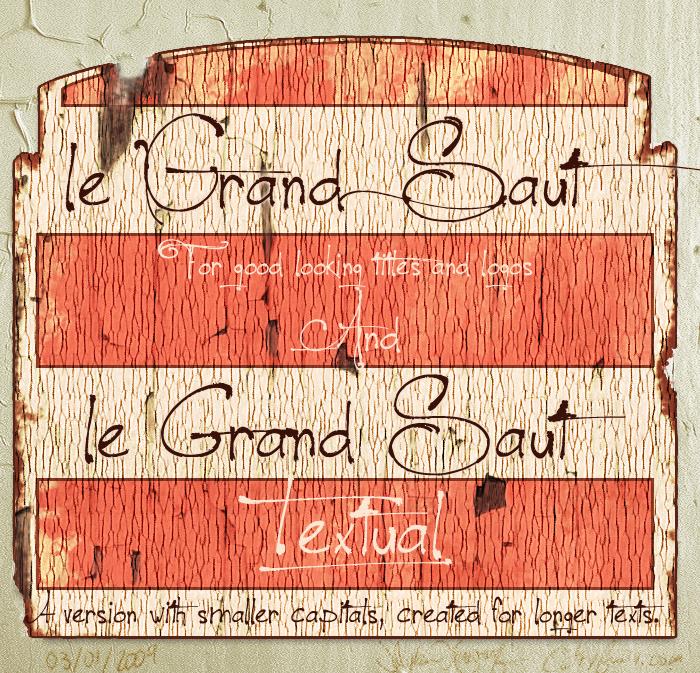 le Grand Saut