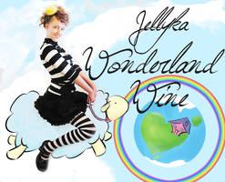 Jellyka Wonderland Wine by Jellyka