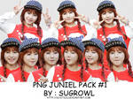 1.10 PNG JUNIEL PACK #1 - BY SUGROWL