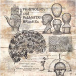 Phrenology Photoshop Brushes
