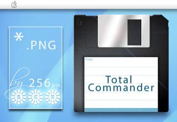 Total Commander - Dock Icon by skynetcyberdyne