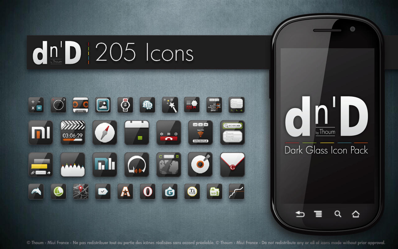 dn'D Icon Pack