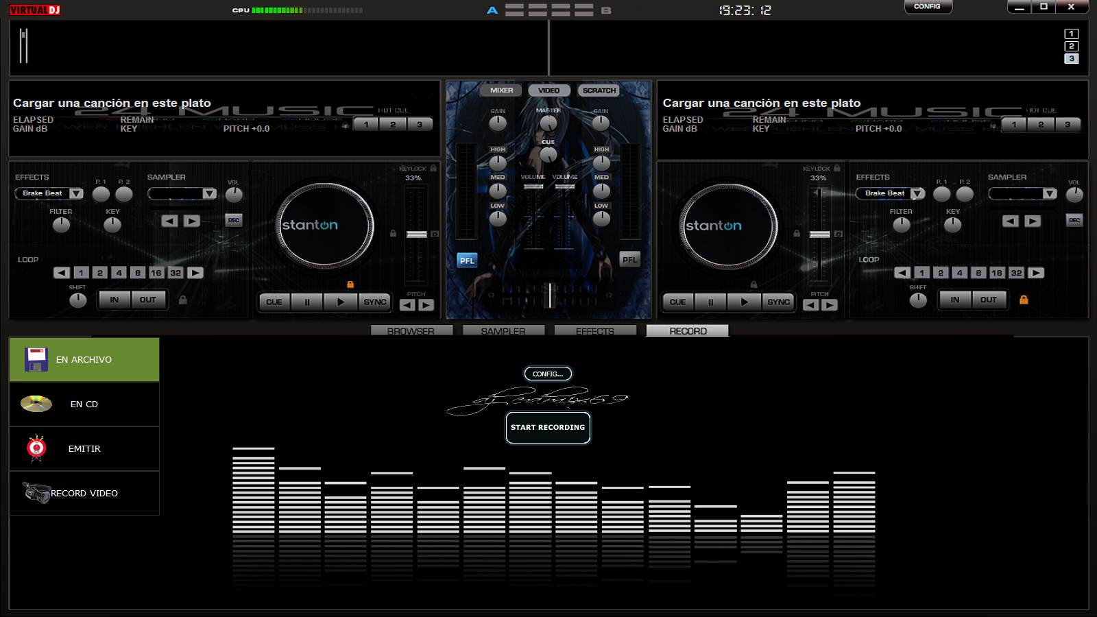 Download virtual dj skins | Virtual 8 pro skin  2019-03-04