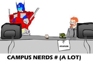 Campus Nerds +37866455 by Skaijo