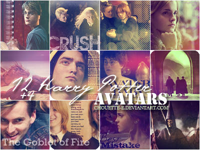Harry potter avatars 4 by chouette e on deviantart - Harry potter chouette ...