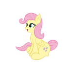 Happy flutters is happy