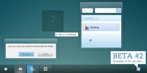 PURE Windows beta 2