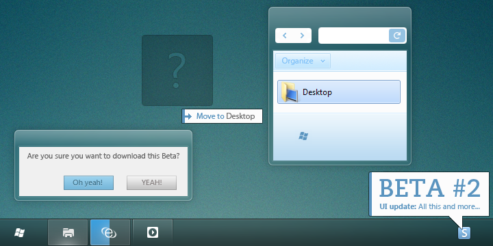 download tema pure windows beta untuk windows 7