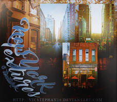 New York Textures Pack by VicStephan16