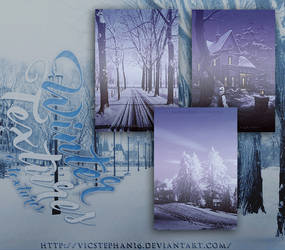 Winter Textures Pack
