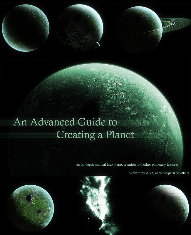 Advanced planet creation