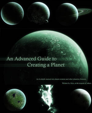 Advanced planet creation by alyn