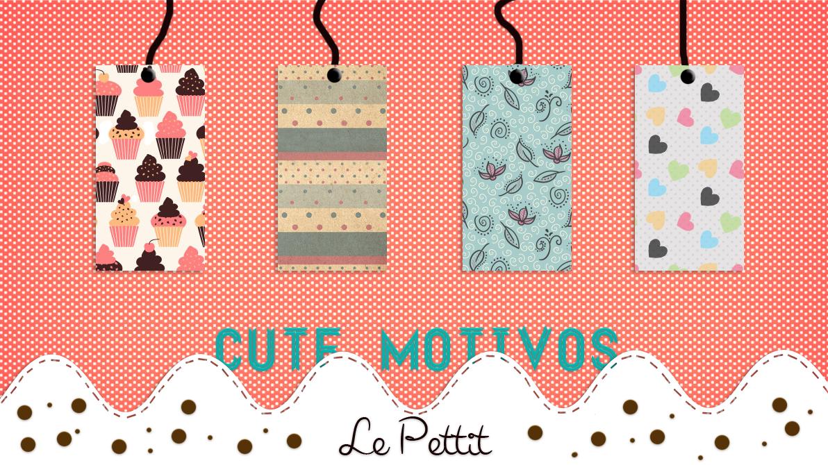 Cute Motivos #1 by LePettit