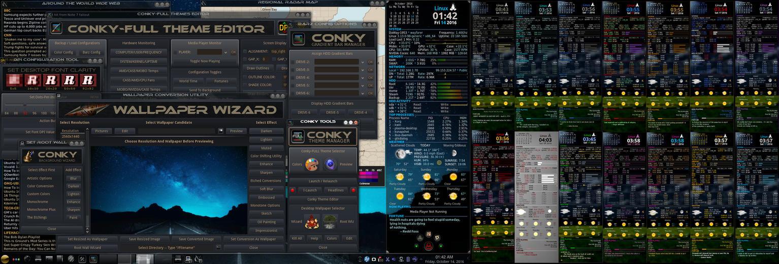 Conky-FULL 012417 1.5 by im-wayfarer