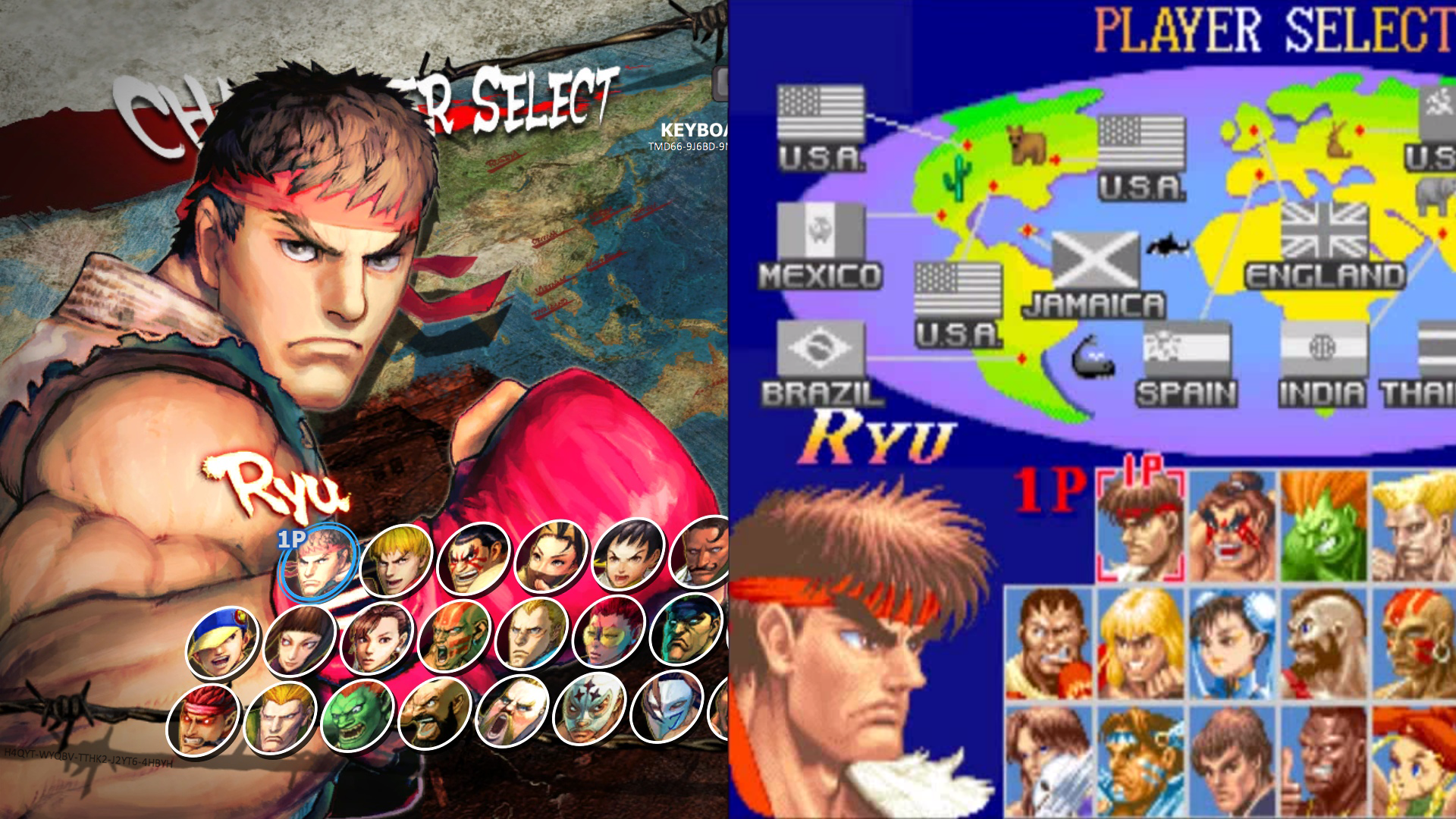 Super Street Fighter II TNC Character Select Theme by ...