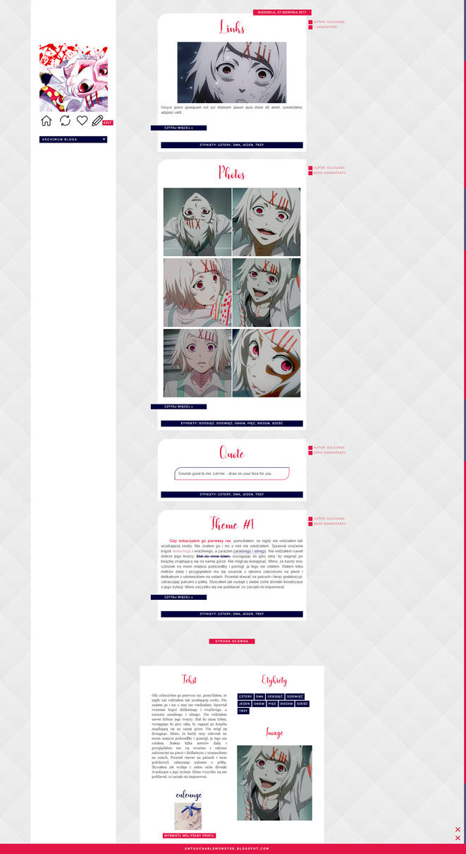 1. Layout by euleung
