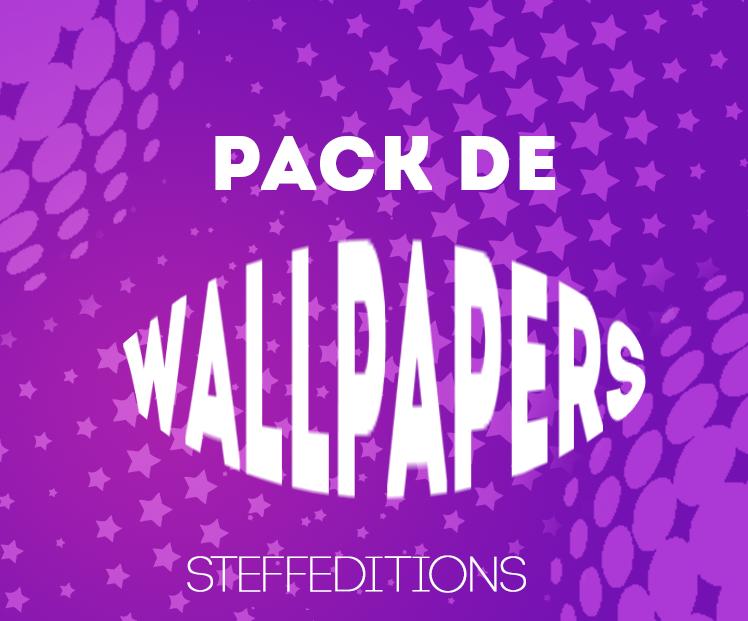 PackDeWalls--SteffEdits by SteffEditions