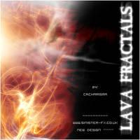 Hot lava Fractals