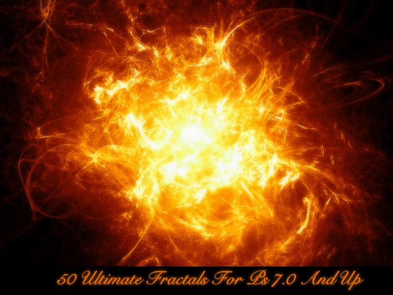 50 Ultimate Fractals