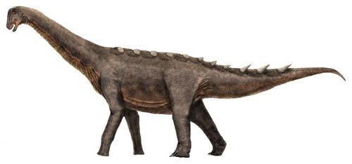 CHAPI: Armored Iberian Titanosaur