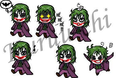 Joker Shimeji by Kuruu-chi