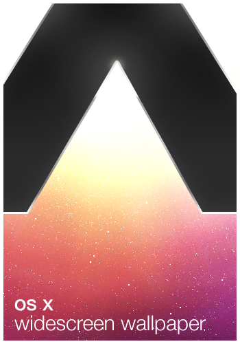 OS X - Wallpaper by plonko
