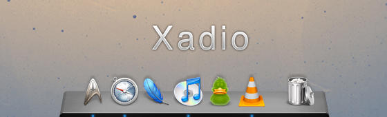Xadio Dock by plonko