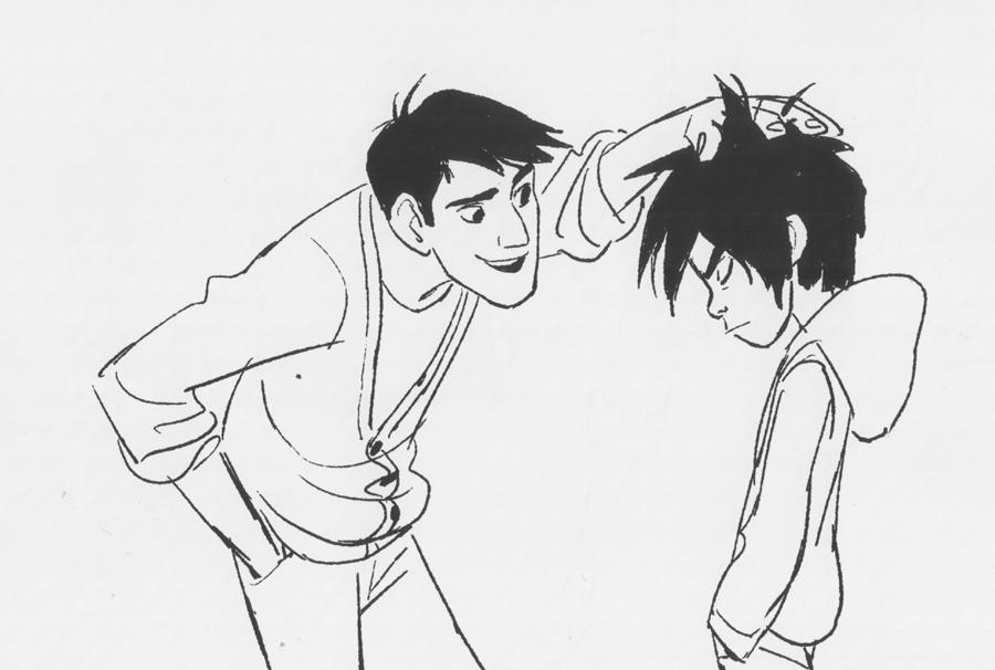 Tadashi Is Here 2 Of Hamada X Reader By Katgirl28 On DeviantArt