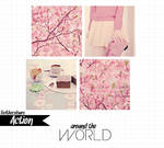 Around the world (original action)