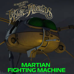 Fighting Machine model release by tetTris11
