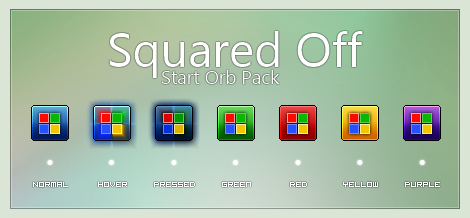 Squared Off Pack - UPDATED