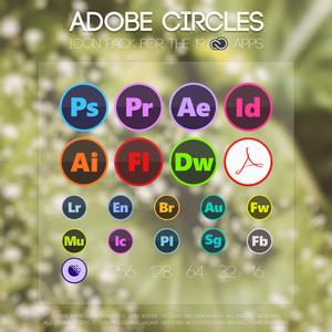 Adobe CC Circles Pack