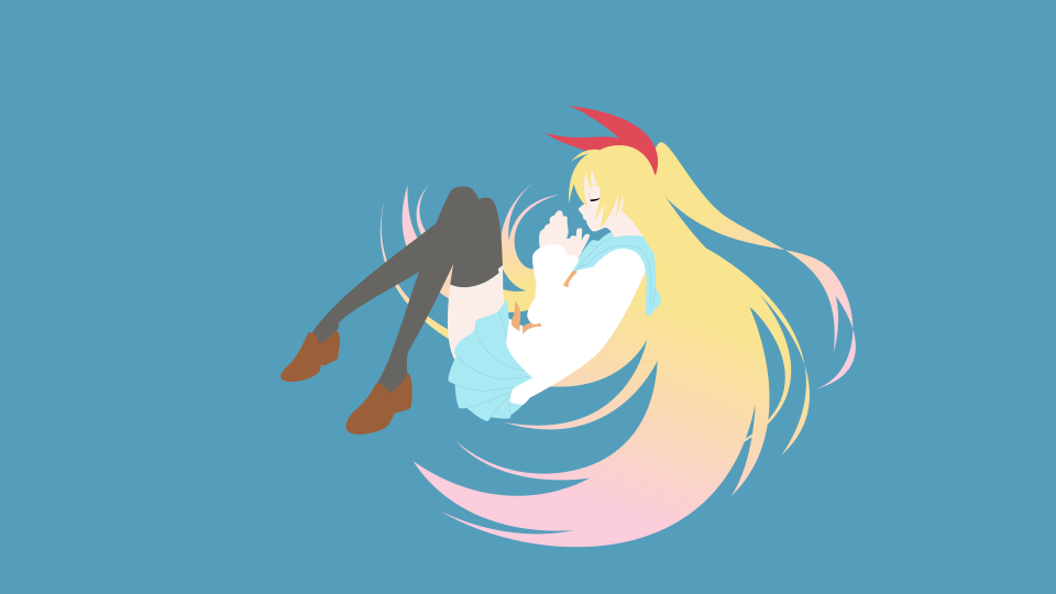 the gallery for gt nisekoi wallpaper chitoge