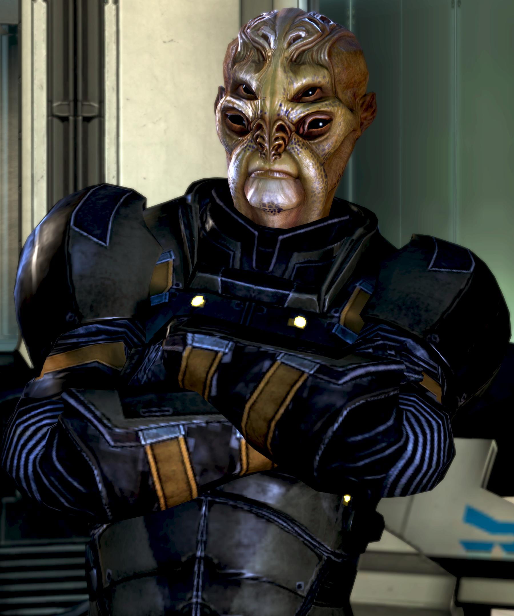 Mass Effect Live Wallpaper: Prose On Batarian-Hegemony