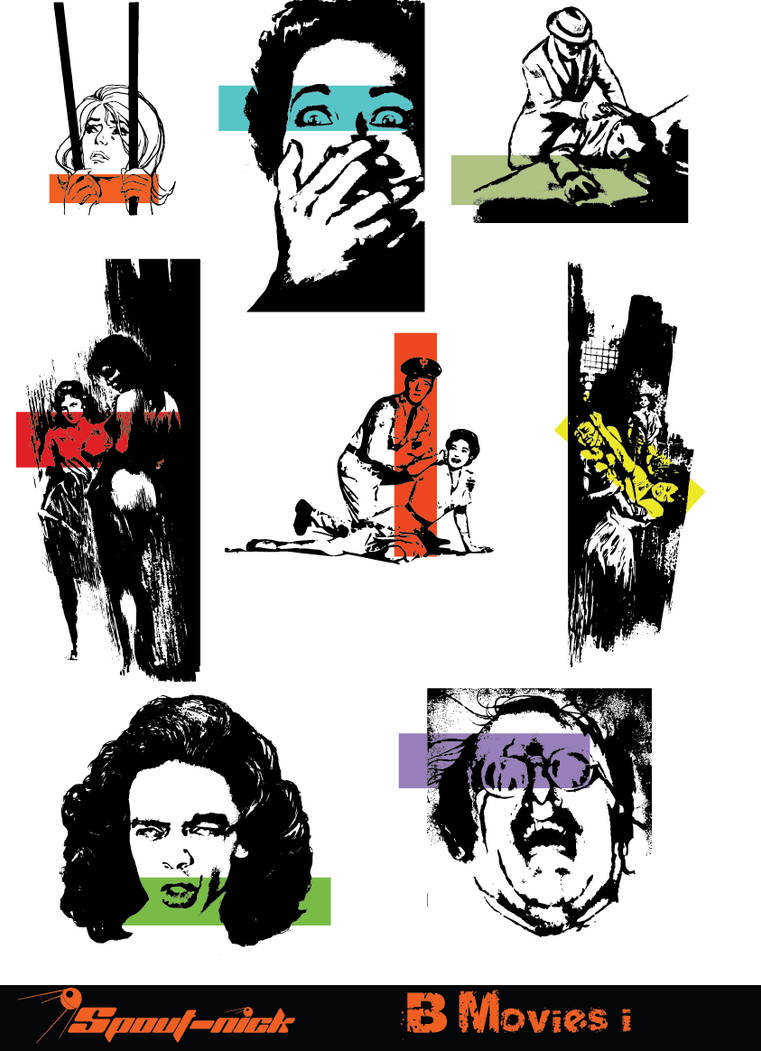 B Movies (I) by Spout-Nick
