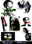 B Movies (II) by Spout-Nick