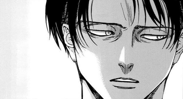 His Eyes and Her Mind [Levi | Reader | Modern AU!] by