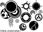 vector circle brushes1