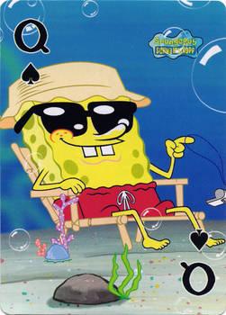 SpongeBob SquarePants Q spades