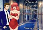 Padres de Sucrette ' Vestimenta Formal . '