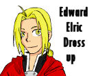Edward Elric Dress up by Hapuriainen