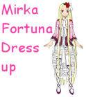 Mirka Fortuna Dress up