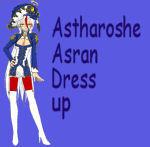 Astharoshe  Asran dress up