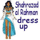 Shahrazad al Rahman dress up