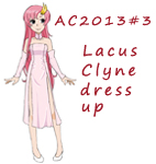 AC2013#3 Lacus Clyne dress up by Hapuriainen
