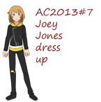 AC2013#7 Joey Jones dress up by Hapuriainen