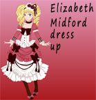 Elizabeth Midford dress up by Hapuriainen