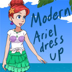 Modern Ariel dress up by Hapuriainen